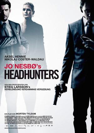 Headhunters_Plakat