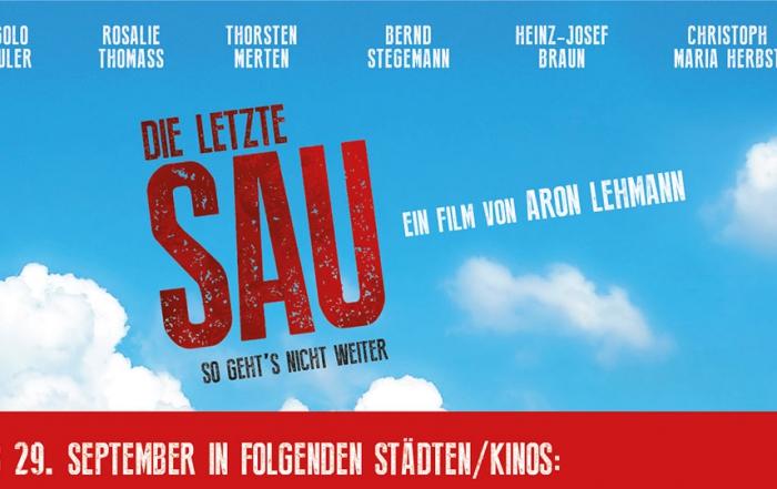 """Sau""-Start in den Kinos"